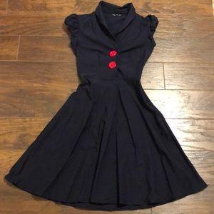 Ruby Rox Retro Dress